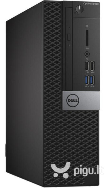 Dell OptiPlex 5050 i5-7500 8GB 256GB Win10P