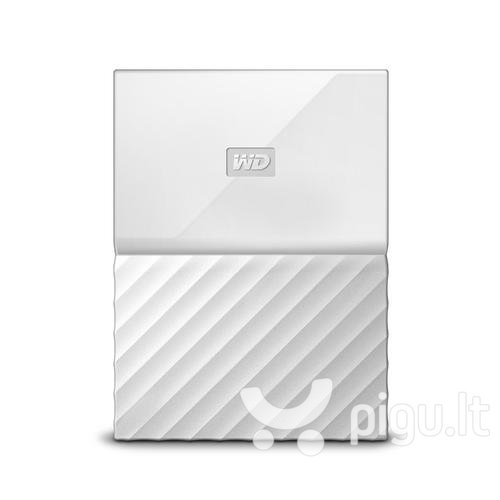 Western Digital My Passport 2.5'' 2GB USB3.1 Baltas