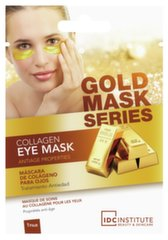 Paakių kaukė IDC Institute Gold Mask Series Collagen, 1 vnt.