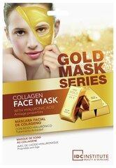 Jauninamoji veido kaukė IDC Institute Gold Collagen