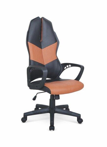 Biuro kėdė Cougar 3, juoda/ruda