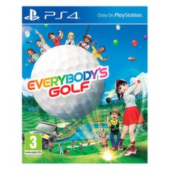 Žaidimas Everybody's Golf, PS4