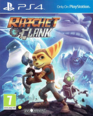 Ratchet & Clank, skirtas Sony PS4