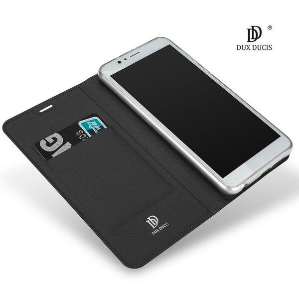 Dux Ducis Premium Magnet Case Чехол для телефона Sony XZ2 Серый цена