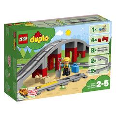 10872 LEGO® Duplo, Railway tracks
