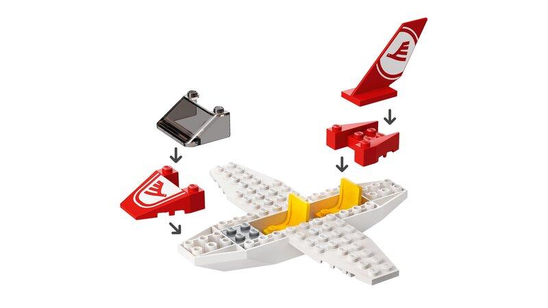 10764 LEGO® JUNIORS, Oro uostas