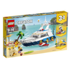31083 LEGO® Creator, Adventures on the road