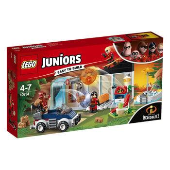 10761 LEGO® JUNIORS Didysis pabėgimas iš namų