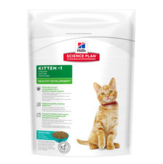 Hill's Science Plan Kitten Healthy Development sausas maistas kačiukams su tunu, 400 g