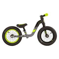 Balansinis dviratukas Scool pedeX 1, pilkas kaina ir informacija | Balansiniai dviratukai | pigu.lt