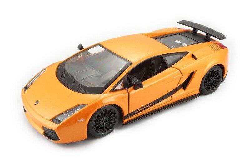 Automodelis Bijoux Lamborghini Callardo Bburago, 1:24