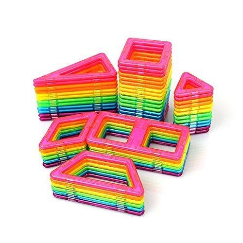 Magnetinis konstruktorius Magformers Neon Color, 60 d.