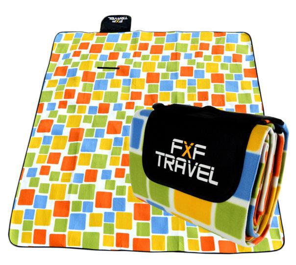 Iškylų kilimėlis FXF Travel, 180x210 cm