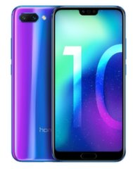 Honor 10, 128 GB, Dual SIM, Mėlyna