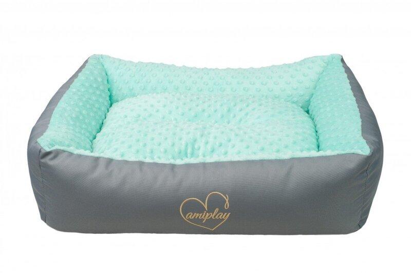 Amiplay guolis Babydoll, M, mėtinis kaina ir informacija | Guoliai, pagalvėlės | pigu.lt