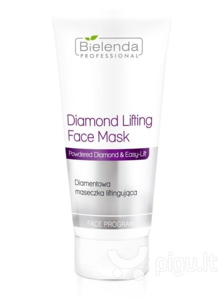 Veido kaukė brandžiai odai Bielenda Professional Face Program Diamond Lifting 175 ml