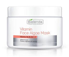 Veido kaukė su vitaminų kompleksu Bielenda Professional Face Program Vitamin Face Algae 190 g kaina ir informacija | Veido kaukė su vitaminų kompleksu Bielenda Professional Face Program Vitamin Face Algae 190 g | pigu.lt
