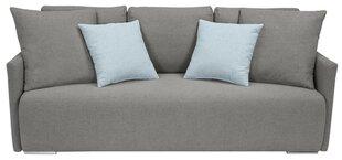 Sofa Clarc II Lux 3DL, tamsiai pilka