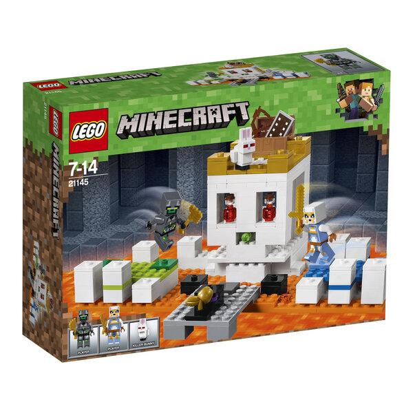 21145 LEGO® MINECRAFT, The Skull Arena