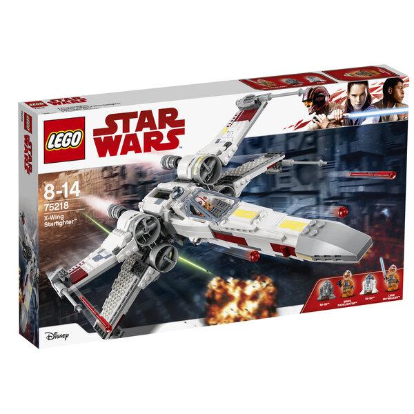 75218 LEGO® STAR WARS X-Wing Starfighter