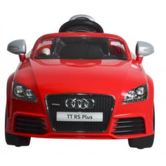 Elektromobilis Audi TT
