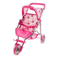 Sportinis triratis lėlių vežimėlis Smiki