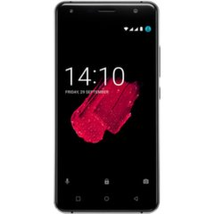 Prestigio, Muze D5 LTE, Dual SIM, Juoda kaina ir informacija | Mobilieji telefonai | pigu.lt
