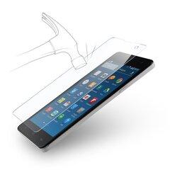 Grūdinto stiklo ekrano apsaugaForever Tempered Glass Premium 9H, skirta Samsung Galaxy A6 (2018) telefonui, skaidri