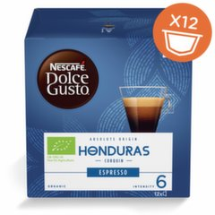 Kava NESCAFE Dolce Gusto Espresso Honduras, 12 kaps.