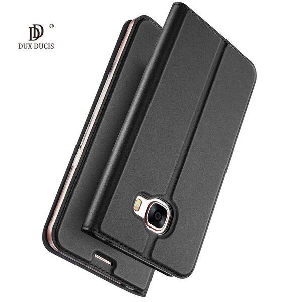 Dux Ducis Premium Magnet Case Чехол для телефона Huawei Honor 10 Lite Серый интернет-магазин