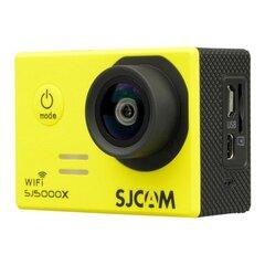 SJCam SJ5000X Elite, Geltona kaina ir informacija | Veiksmo ir laisvalaikio kameros | pigu.lt