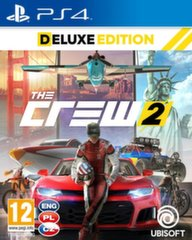 Žaidimas The Crew 2 Deluxe Edition, PS4