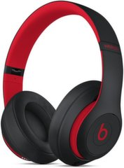 Beats Studio3 Wireless Over-Ear Headphones - The Beats Decade Collection - Defiant Black-Red MRQ82ZM/A kaina ir informacija | Ausinės, mikrofonai | pigu.lt