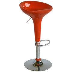 Baro kėdė Amigo-3, oranžinė kaina ir informacija | Virtuvės kėdės | pigu.lt