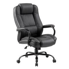 Biuro kėdė Elegant XXL, juoda