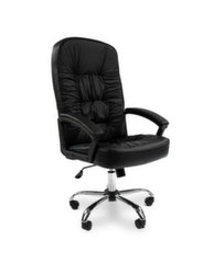 Biuro kėdė Chairman 418, juoda