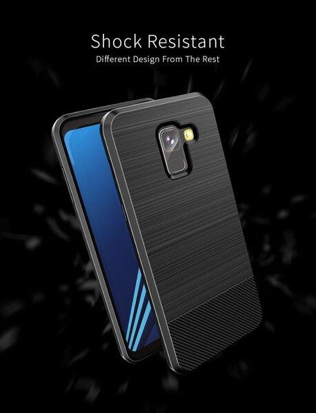 Dux Ducis Mojo Case Premium Прочный Силиконовый чехол для Apple iPhone 7 Plus / 8 Plus Золотой отзыв