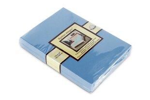 Nostra trikotažinė paklodė su guma Jersey, 200x200 cm