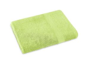 Nostra šukuotinės medvilnės rankšluostis GRASS, 50x70 cm, 550 g/m2 kaina ir informacija | Rankšluosčiai | pigu.lt