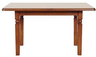 Išskleidžiamas stalas Natalia, rudas