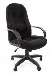 Офисное кресло Chairman 685, гобелен, черный