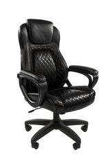 Biuro kėdė Chairman 432, juoda