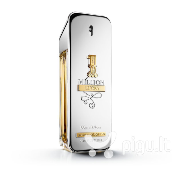 Tualetinis vanduo Paco Rabanne 1 Million Lucky EDT vyrams 100 ml