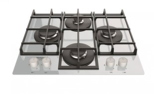 Gas hob Hotpoint-Ariston TQG641/HA(WH)EE