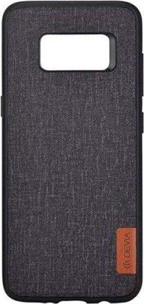 TelForceOne Чехол Devia Flax для Samsung Galaxy S9 серый (BRA006628)