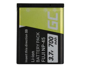 Green Cell®for Nikon Coolpix AW100 AW110 AW120 S9500 S9300 S9200 S9100 S8200 S8100 S6300 3.7V 700mAh