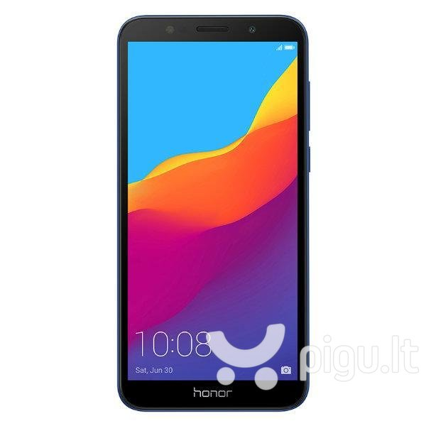 Honor 7S, Dual SIM, 16 GB, Blue internetu
