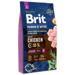 Brit Premium S Junior 1 kg