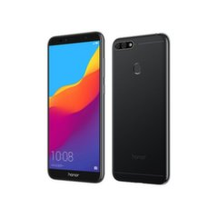 Honor 7A, Dual SIM, 32GB, Juoda