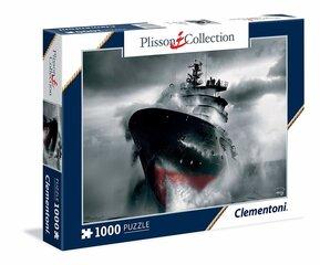 Dėlionė Laivas Clementoni, 1000 d. kaina ir informacija | Dėlionės (puzzle) | pigu.lt